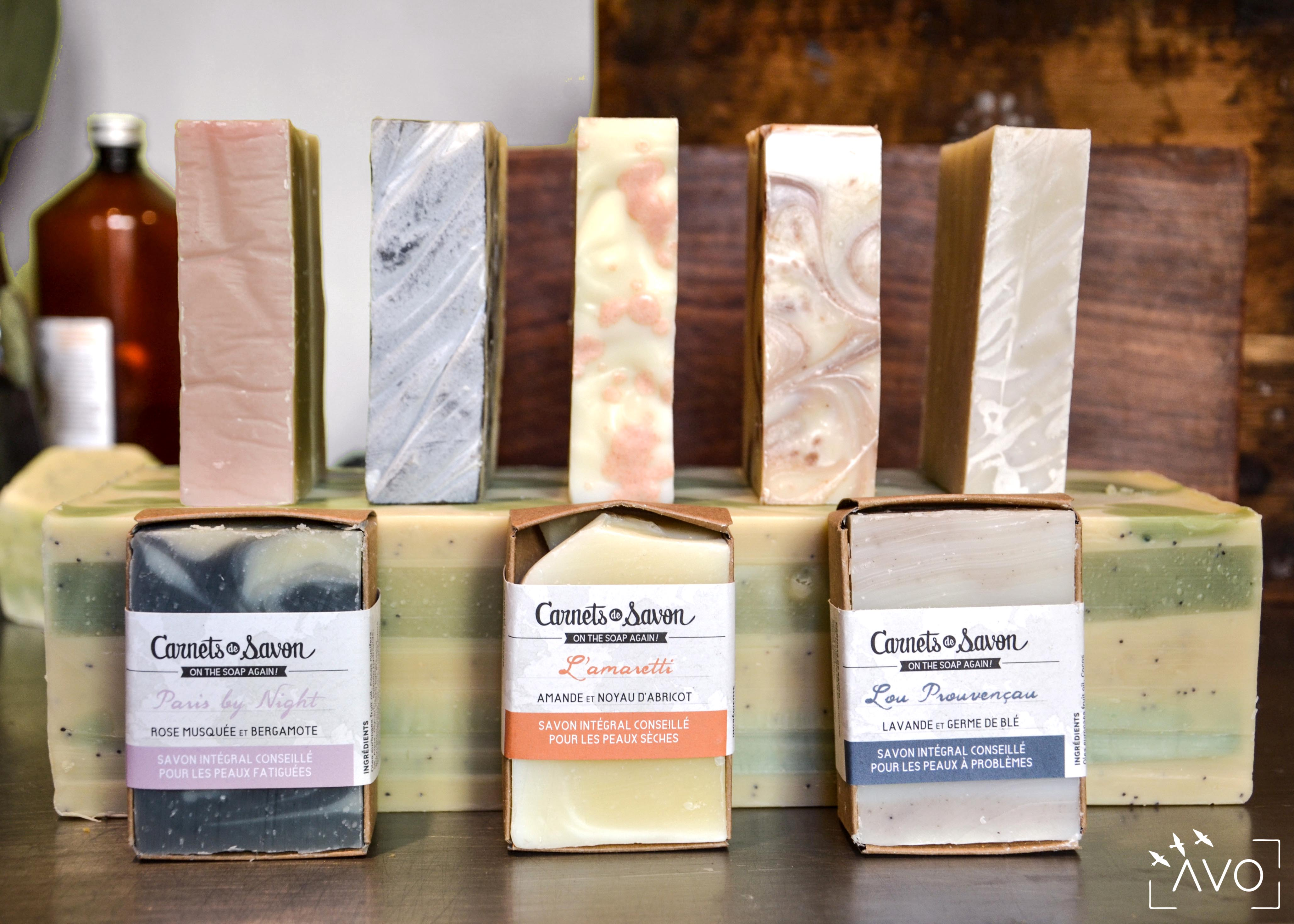 savons naturels 2 avo ecologie savon cosmétique naturel carnets de savon