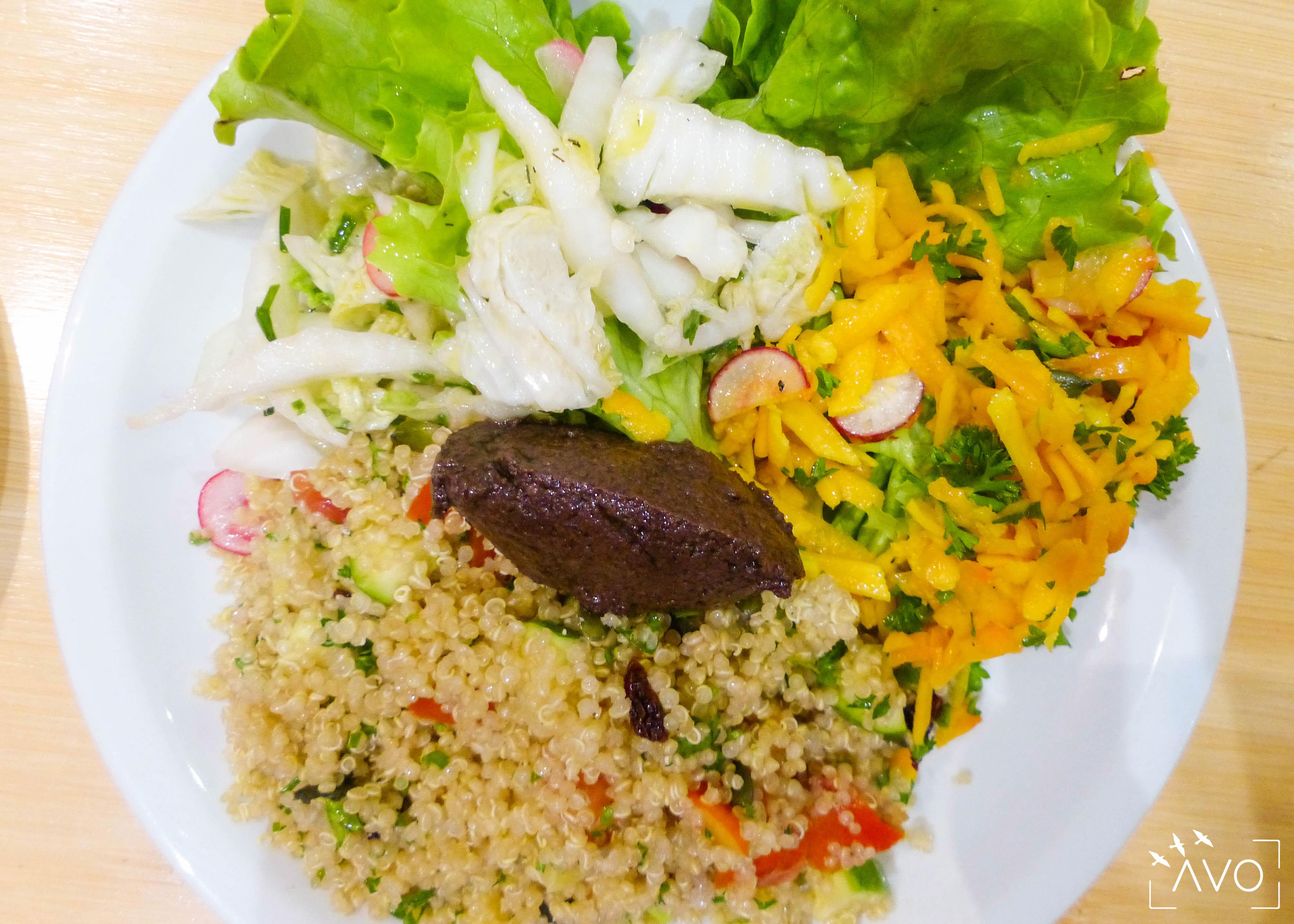 soline restaurant bio lyon nature alimentation saine lyon