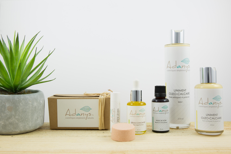 adanys cosmétiques liniment bain lingette huiles essentielles soin ingrédients biologiques 4