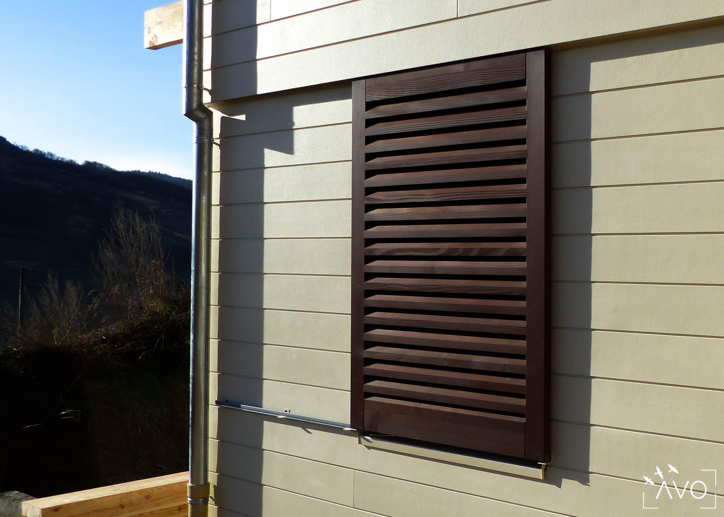 eco2travaux maison passive maison écologique volet