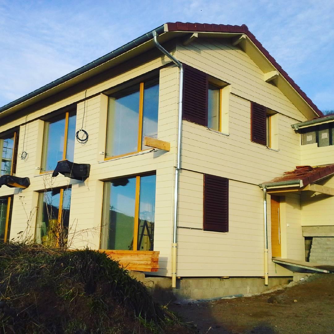maison passive triple vitrage