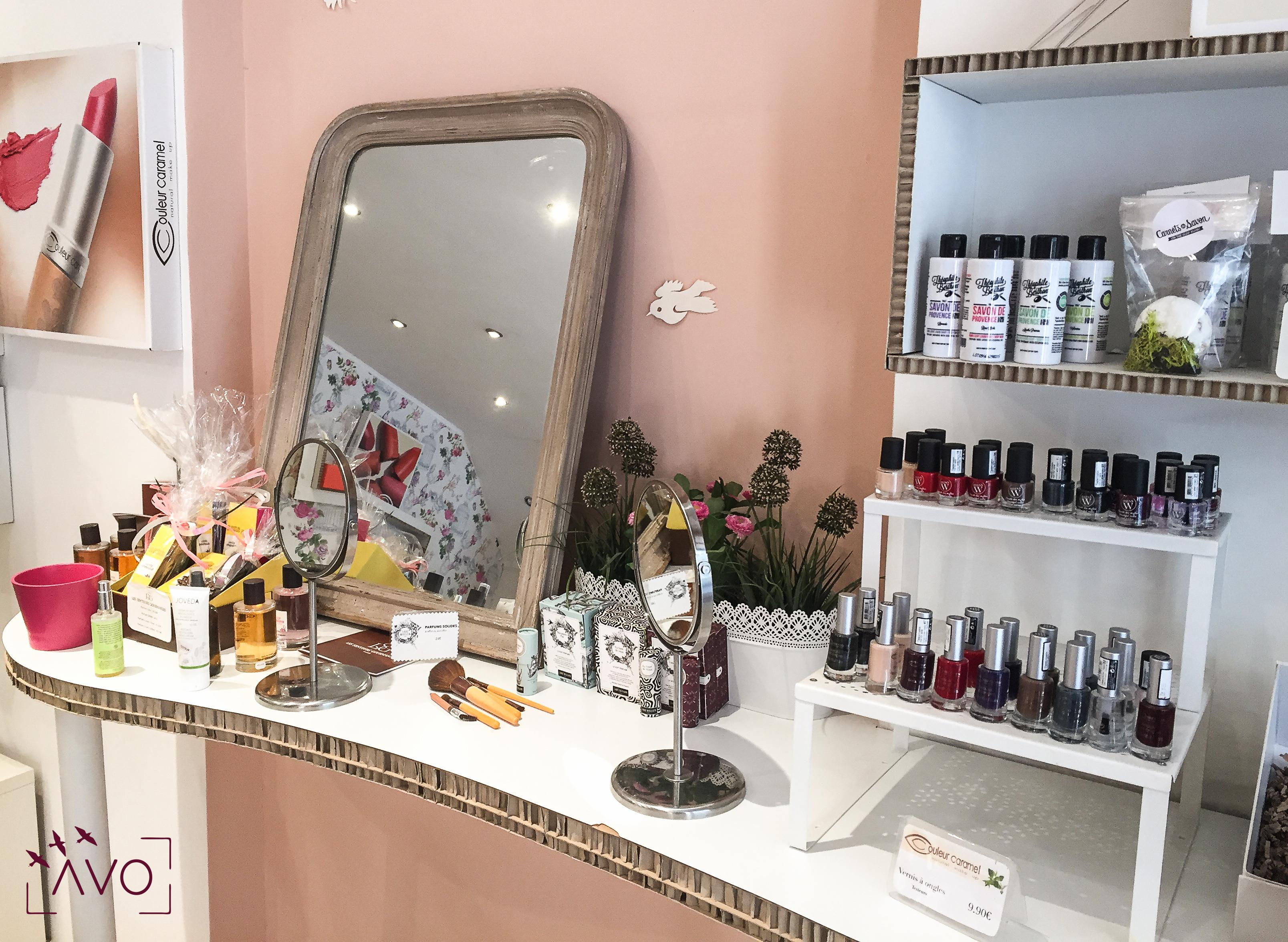 ateliers maquillage cosmétiques bio m&oz