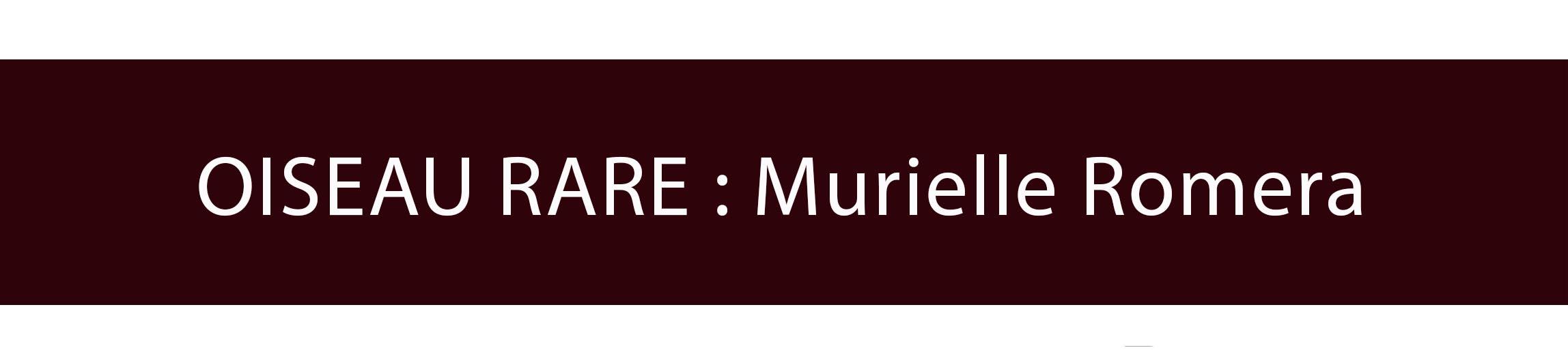 bandeau artisan Murielle romera espèce protégée