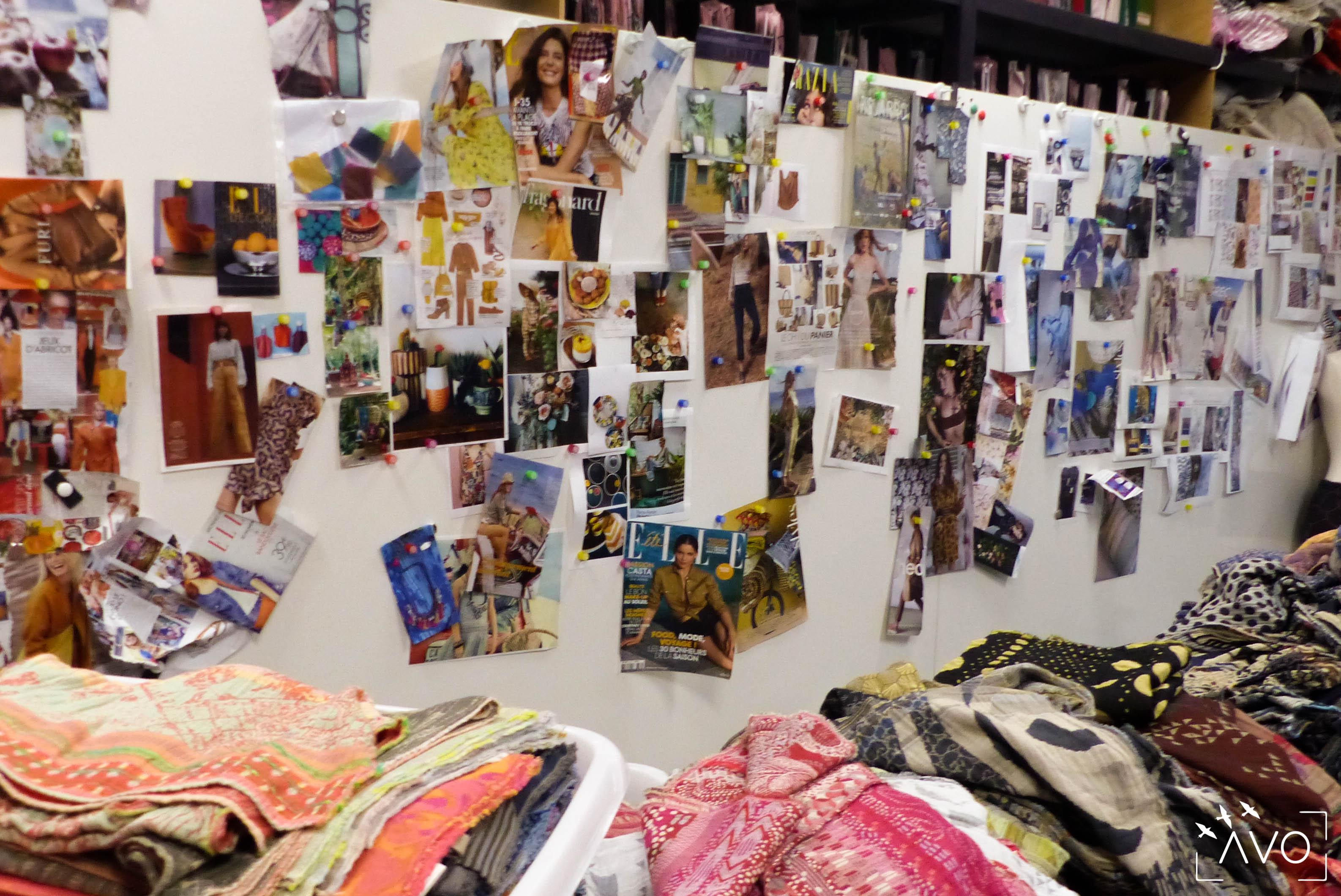 étole Létol foulard madeinfrance style
